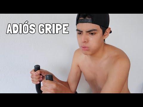 TIPS PARA CURAR LA GRIPE | KikeJav (видео)