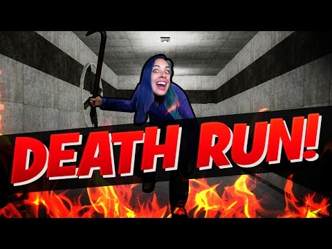 run - Played Death Run for the first time with Red, Cathy, Seananners, Chill, and Minx! Leave a LIKE if you would like to see more Garry's Mod videos!!