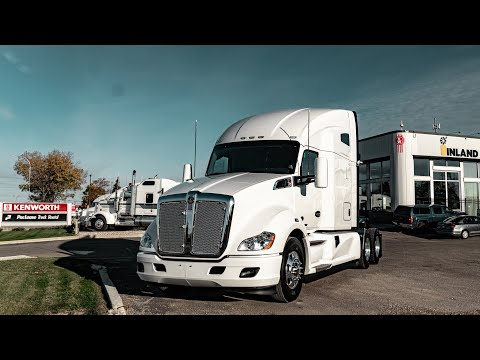 LONG HAUL   2020 Kenworth T680   REVIEW by The Kenworth Guy