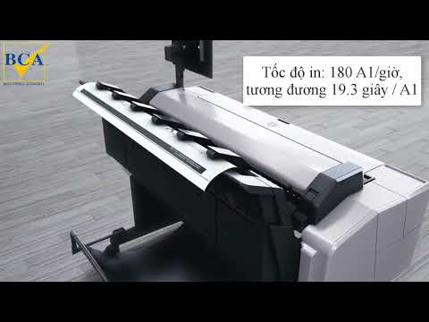 video may in hp designjet t1600   designjet t2600 mfp 36 in
