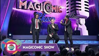 Video NAHLO!! Awwe dan Gilbhas Roasting Gilang Sampai Lemes - MAGICOMIC SHOW MP3, 3GP, MP4, WEBM, AVI, FLV Agustus 2019