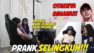 Video PRANK SELINGKUH PACAR SAHABAT SENDIRI ! AUTO BERANTEM,PUSPA NANGIS :( MP3, 3GP, MP4, WEBM, AVI, FLV April 2019