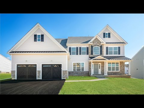The Jereford by Tuskes Homes