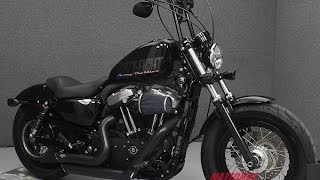 3. 2012 HARLEY DAVIDSON  XL1200X SPORTSTER 1200 FORTY EIGHT  - National Powersports Distributors