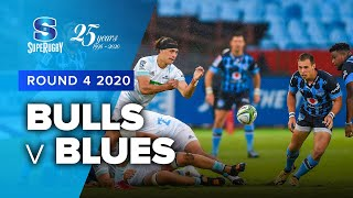 Bulls v Blues Rd.4 2020 Super rugby video highlights | Super Rugby Video Highlights