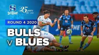 Bulls v Blues Rd.4 2020 Super rugby video highlights | Super Rugby Video Highlights