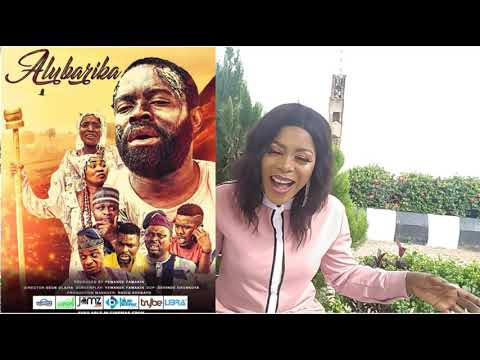 'ALUBARIKA' wins AMVCA 2020 best indigenous language movie Yoruba|| Movie review