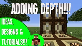ADDING DEPTH!!! - #4 Building Tips&Tricks