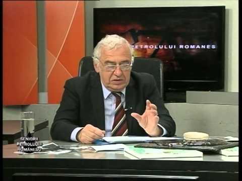 Emisiunea Seniorii Petrolului Românesc – Corneliu Chițaniuc – 26 aprilie 2014