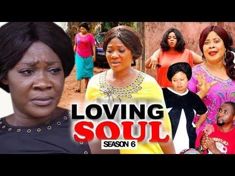 LOVING SOUL SEASON 6 - (New Movie) Mercy Johnson 2019 Latest Nigerian Nollywood Movie Full HD