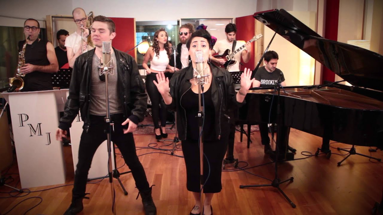 "Style – 1959 ""Grease""-Style Taylor Swift Cover ft. Annie Goodchild & Von Smith"