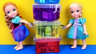 Video Moving Day ! Elsa and Anna toddlers are packing MP3, 3GP, MP4, WEBM, AVI, FLV Januari 2019
