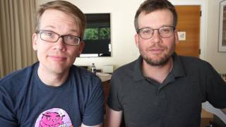 In which John and Hank Green discuss many firsts--including their first concerts, their first broken bones, the first books we loved, commenting FIRST on YouTube videos, and the first time we saw snow.----Subscribe to our newsletter! http://nerdfighteria.com/newsletter/ And join the community at http://nerdfighteria.com  http://effyeahnerdfighters.comHelp transcribe videos - http://nerdfighteria.infoJohn's twitter - http://twitter.com/johngreenJohn's tumblr - http://fishingboatproceeds.tumblr.comHank's twitter - http://twitter.com/hankgreenHank's tumblr - http://edwardspoonhands.tumblr.com