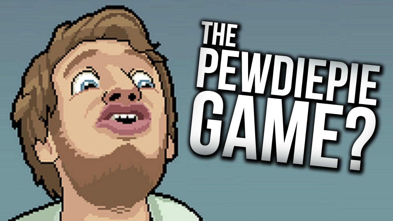 'PewDiePie: Legend of the Brofist' is the Latest YouTuber Game in Development