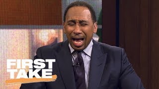 Stephen A. Smith rants about college football losses | First Take | ESPN