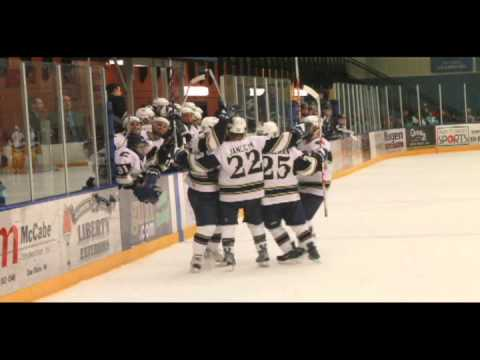 12/4/2010 - MHKY vs. UW-Stout | Blugolds win 5-2
