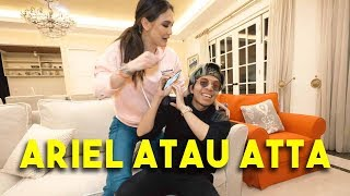 Video LUNA MAYA PILIH ARIEL ATAU ATTA? MP3, 3GP, MP4, WEBM, AVI, FLV Februari 2019
