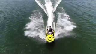 4. 2010 Seadoo RXT iS 260 Waverunner Jetski