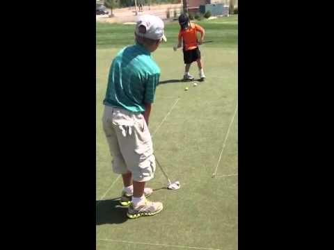 Three Crowns Junior Golf School