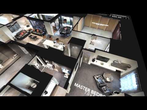 Ventura Homes - The Providence 3D Flythrough