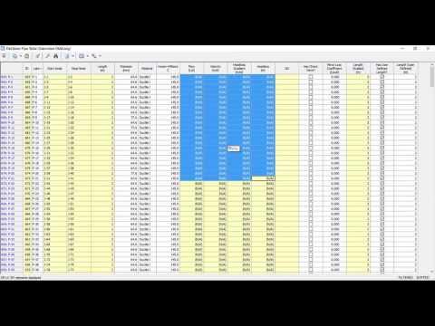 Bentley Systems WaterGEMS- Design Evaluation of Hydraulic Models Using WaterGEMS