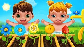 Video Fun Care Kids Game - Baby Twins Babysitter - Play Dress Up, Care & Bath Time Games For Kids MP3, 3GP, MP4, WEBM, AVI, FLV Juli 2018