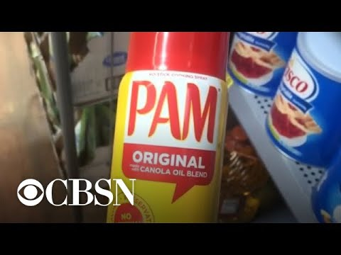 Several Lawsuits Allege Pam Cooking Spray Is Unsafe