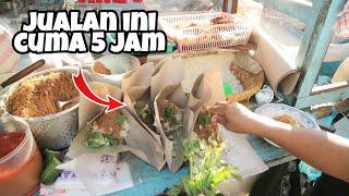 Video JUALAN CUMA 5 JAM !! KULINER LEGENDARIS SUDAH 20 THN KETEMU DI PASAR ASAM MP3, 3GP, MP4, WEBM, AVI, FLV Januari 2019