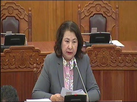 Н.Амарзаяа: Аймаг, сумдад ЖДҮХ сантай болох эрх зүйн орчин хэрэгтэй
