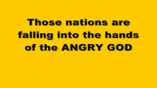 THE ETHIOPIANS ARE FALLING INTO THE HANDS OF THE ANGRY GOD
