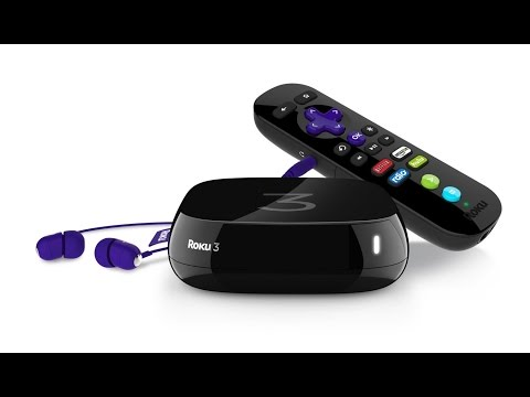 Roku 3 Streaming Media Player-Amazon Review