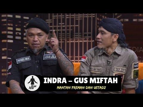 Kisah Gus Miftah dan Preman SARKEM    HITAM PUTIH (26/09/18) 2-4