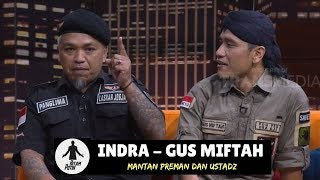 Download Video Kisah Gus Miftah dan Preman SARKEM |  HITAM PUTIH (26/09/18) 2-4 MP3 3GP MP4