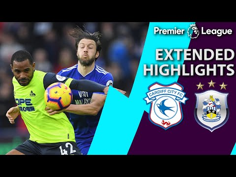 Video: Cardiff City v. Huddersfield | PREMIER LEAGUE EXTENDED HIGHLIGHTS | 1/12/19 | NBC Sports