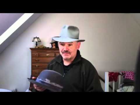 Easy Way to Crease Your Hat