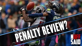 Pass interference needs to be fixed, but reviewing it is a terrible idea by SB Nation