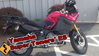 2. Living Off the Slab: 2015 Yamaha Super Tenere ES
