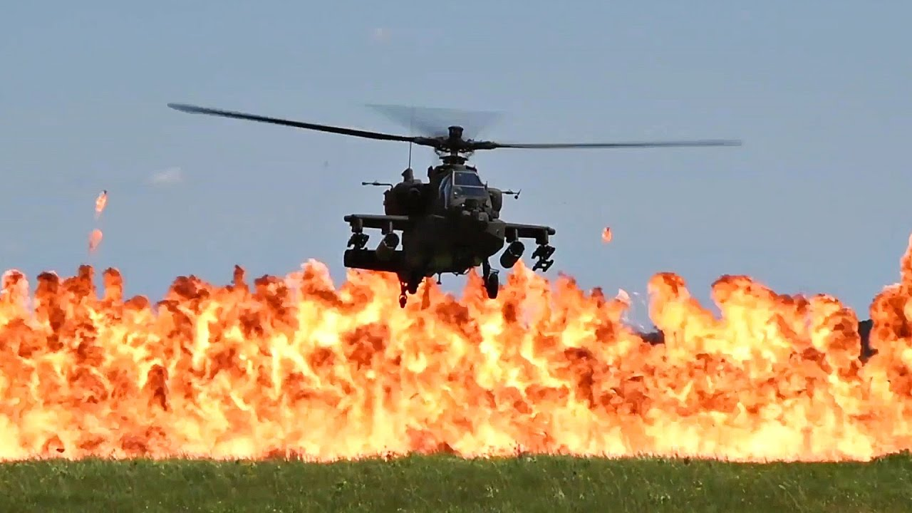 Tanks, Jets, Helicopters! JAW-DROPPING US Military Combined Arms Demonstration