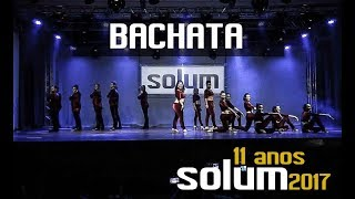 Solum 11 anos • BACHATA - Laura Piano / Rodrigo Piano