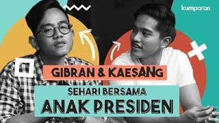 Video Gibran Rakabuming & Kaesang Pangarep | Sehari Bersama Anak Presiden MP3, 3GP, MP4, WEBM, AVI, FLV November 2017