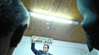 PREGAÇAO CCB DO IRMAO ISAIAS DE FRANCISCO MORATO SP SOBRE NOE