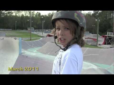 Sponsor Me: A Grom at Kona Skatepark  http://jaxvideo.com