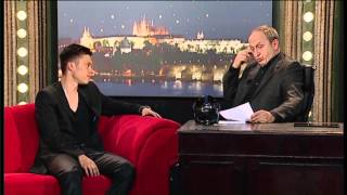 Václav Kadlec - Show Jana Krause 19. 4. 2013