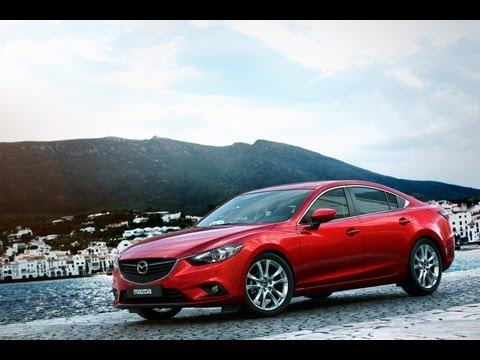 2014 Mazda 6 Video Review -- Edmunds.com