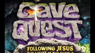 VBS Cave Quest 2016