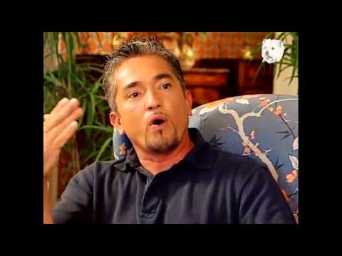 cesar millan: the aggressive white terrier!