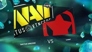 NV vs GMB - Неделя 5 День 1 Игра 1 / LCL