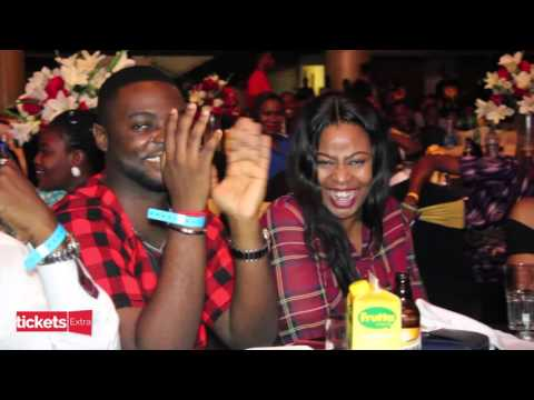 Comedian Mimicko's Hilarious Moments At Julius Agwu's Life As I See It Concert