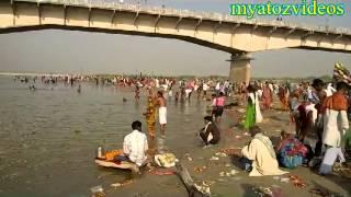 Faizabad India  city images : Ayodhya saryu river faizabad -INDIA