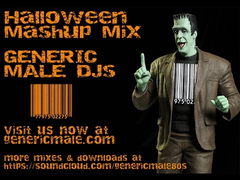 Halloween Party Music Mix – Mashups, Remixes